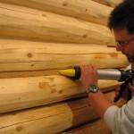 Как наносить герметик при наружных работах