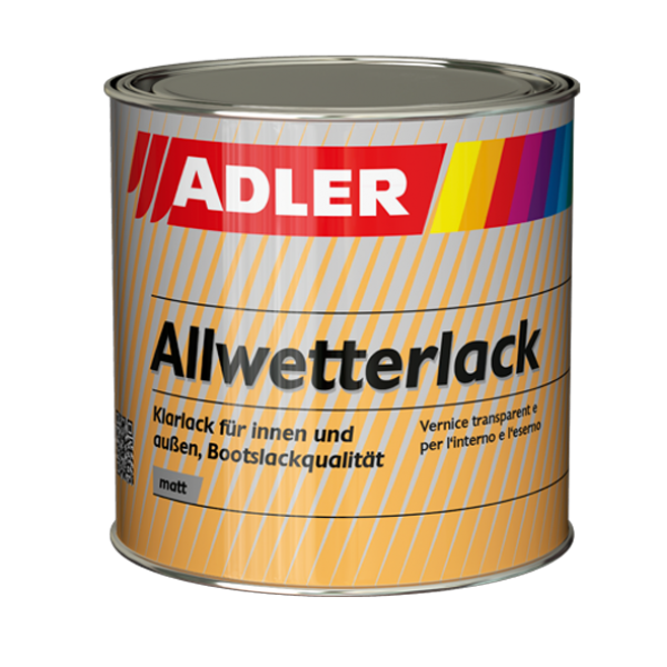Лак для дерева ADLER Allwetterlack