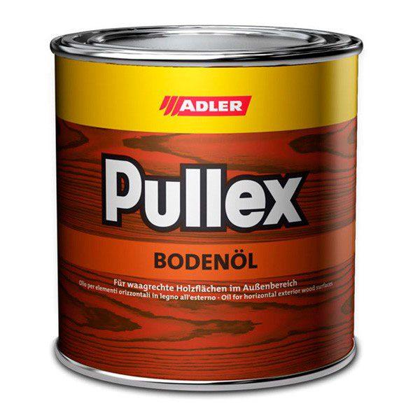 Террасное масло ADLER Pullex Bodenöl для наружных работ