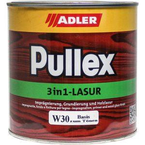 Пропитка для дерева - лазурь ADLER Pullex 3in1-Lasur