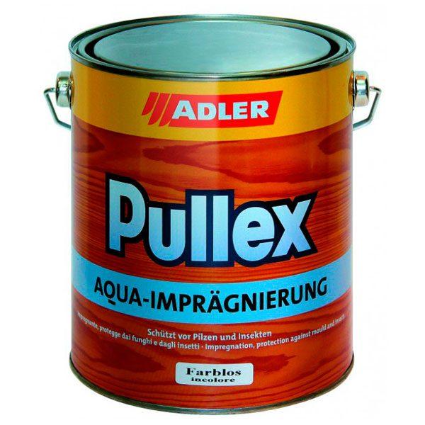 Антисептик-пропитка для дерева ADLER Pullex Aqua-Imprägnierung