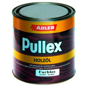 Масло для дерева ADLER Pullex Holzöl с УФ-защитой