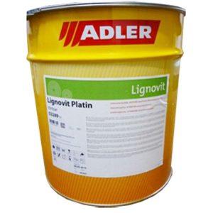 Фасадная краска для дерева-лазурь ADLER Lignovit Platin