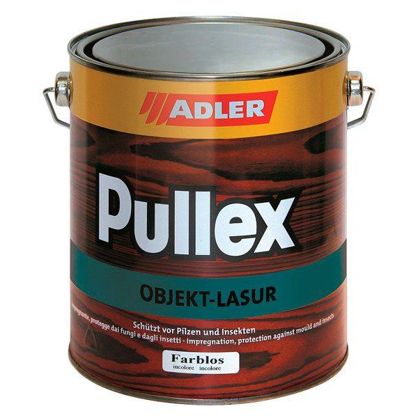 Фасадная краска для дерева-лазурь ADLER Pullex Objekt-Lasur