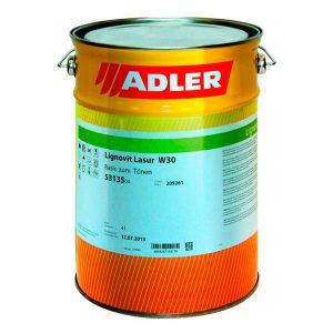 Фасадная краска для дерева-лазурь ADLER Lignovit Lasur