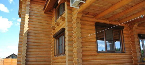 Теплый шов для деревянного дома – инструкция к выполнению