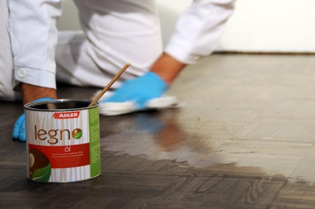 Масло для дерева Legno-Öl для внутренних работ