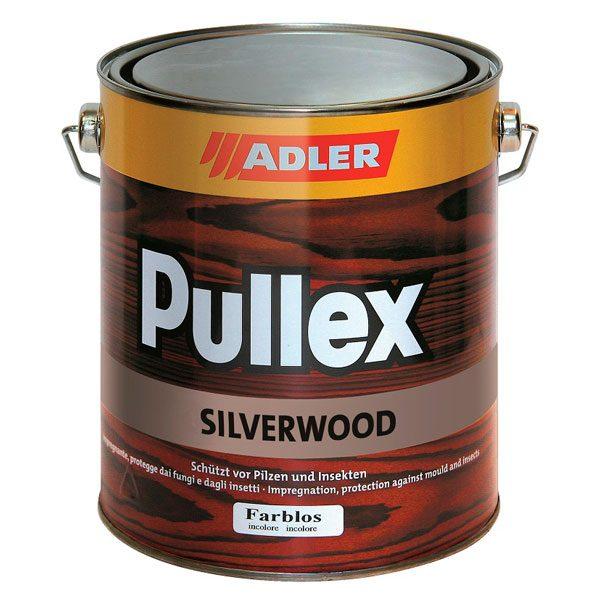 Фасадная краска для дерева-лазурь ADLER Pullex Silverwood