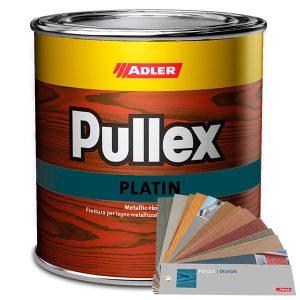 Фасадная краска для дерева-лазурь ADLER Pullex Platin