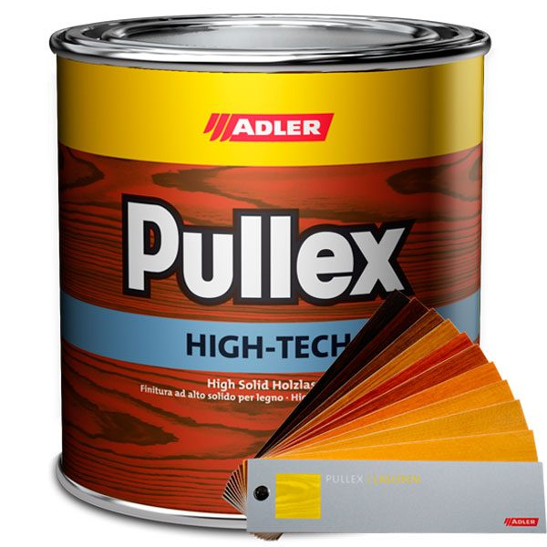 Краска для дерева ADLER Pullex High-Tech лессирующая