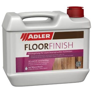 Паркетный лак ADLER Floor-Finish