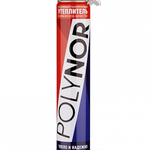 Напыляемый полиуретановый утеплитель POLYNOR