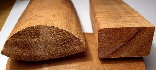Характеристика основных пород древесины
