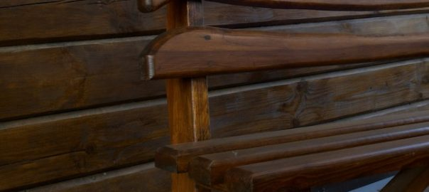 Рустикальные эффекты на деревянных фасадах с Lignovit Lasur