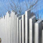 Красим забор с помощью ADLER Lignovit Lasur и ADLER Lignovit Platin