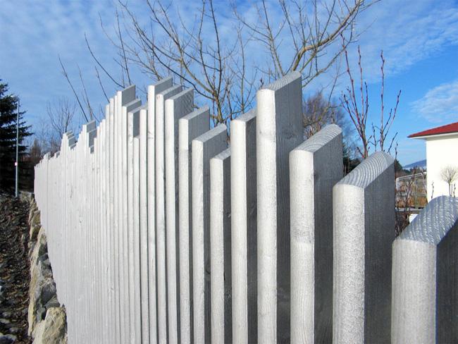 Красим забор, думая о перспективе - ADLER Lignovit Lasur и ADLER Lignovit Platin