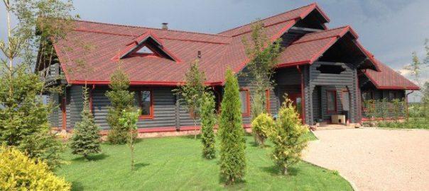 Мерцающая лазурь для деревянного дома - Lignovit Platin