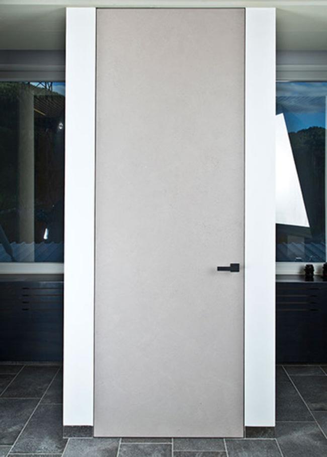 Жестко снаружи, мягко внутри: ADLER и модный эффект бетона для деревянных изделий