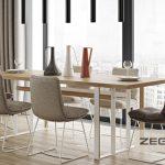 Инновационный лак ADLER Legnopur — надежный щит для деревянного стола