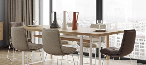 Инновационный лак ADLER Legnopur - надежный щит для деревянного стола
