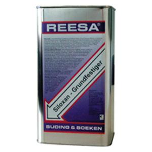 Силоксановая грунтовка REESA Siloxan-Grundfestiger