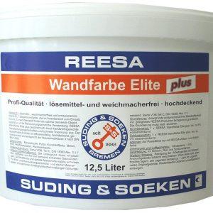 Краска для стен и потолков REESA Wandfarbe ELIT plus ELF
