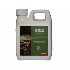 Отбеливатель для древесины ADLER Holzentgrauer без хлора