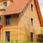 Проникающая лазурь-пропитка для наружной окраски древесины