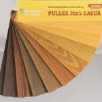 Универсальная защитная лазурь ADLER Pullex 3in-1