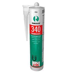 Огнестойкий силиконовый герметик RAMSAUER 340 BRANDSCHUTZ